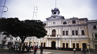 Chiclayo council front